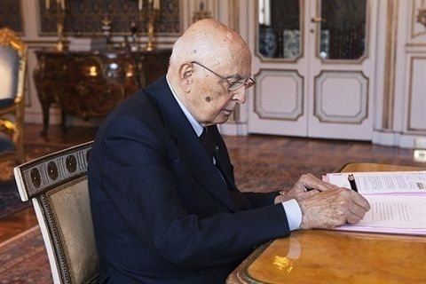 Anti-politica, corruzione, anti-europeismo: i timori di Napolitano!
