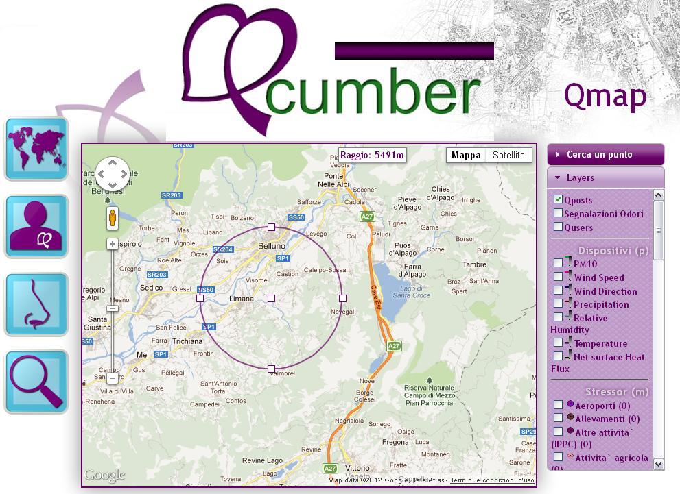 Qcumber: il social network per segnalare i danni ambientali