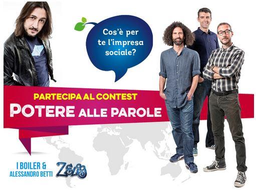 """""""Potere alle parole"""": il contest per giovani imprenditori sociali"""