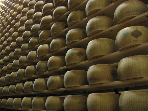 Parmigiano Reggiano: le azioni del consorzio a tutela del marchio Dop