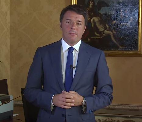 Matteo Renzi: aboliremo il reato di immigrazione clandestina, subito la campagna referendaria per il Ddl Boschi