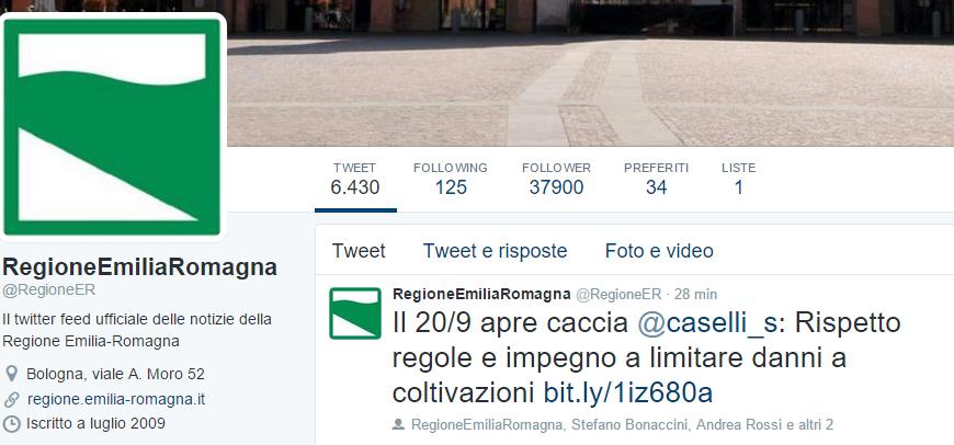 Quali sono le Regioni più social d'Italia?