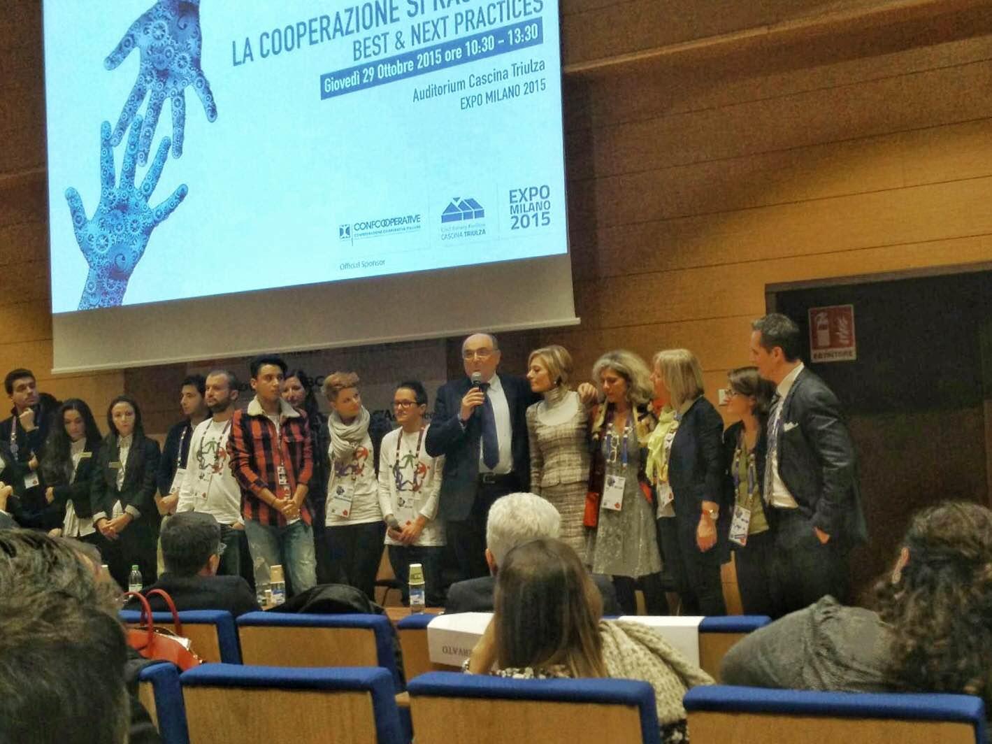 Best & Next practices a Expo: il futuro è già il presente della cooperazione italiana