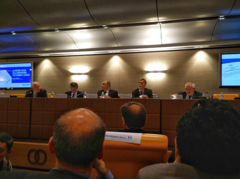 Cantone: Bisogna bonificare e non distruggere la cooperazione