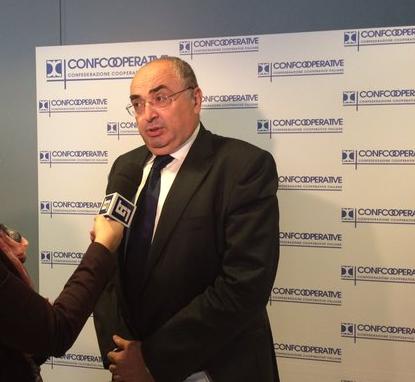 Confcooperative: stasera il presidente Maurizio Gardini ospite del programma Virus