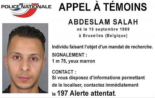 Parigi: uno dei terroristi ricercato in provincia di Torino