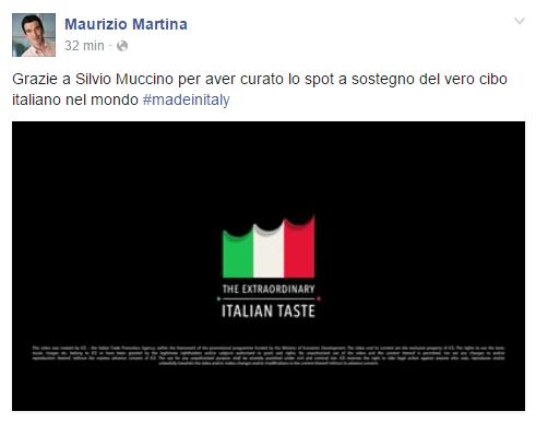 Made in Italy: ecco il nuovo spot curato da Silvio Muccino