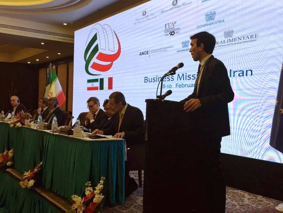 Martina: una nuova collaborazione Italia – Iran