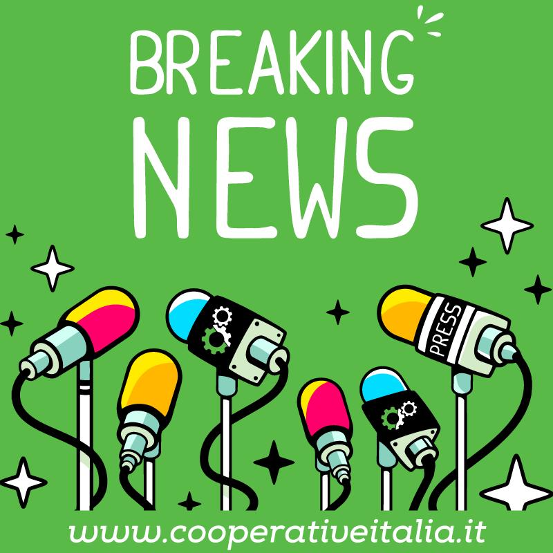 CoopTV – Notiziario della Cooperazione 11.04.2016