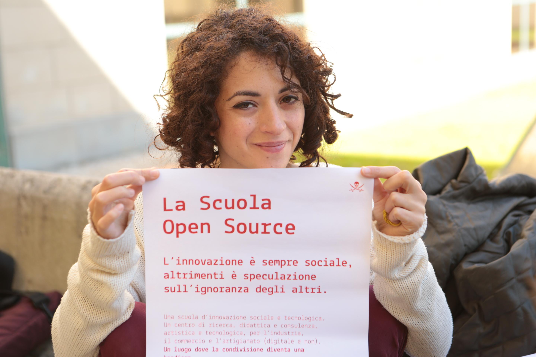 #SOS – La Scuola Open Source presentata da Alessandro Tartaglia