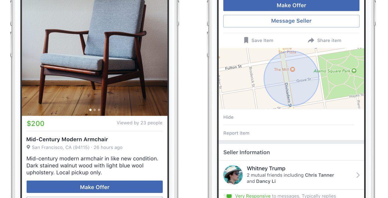 Facebook Marketplace: la sharing economy che minaccia eBay e AirBnB